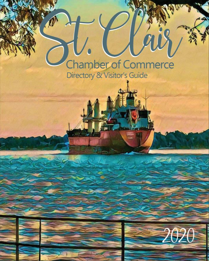 Chamber Visitors Guide Cover